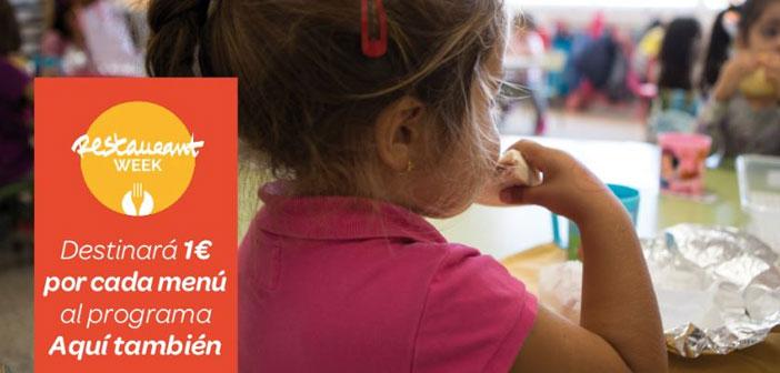 """Marta Marañón, Directora de Relaciones Institucionales y Alianzas Estratégicas de Ayuda en Acción, ha explicado que """"el importe recibido se destinará a cubrir las necesidades de alimentación escolar garantizando así una alimentación equilibrada a más de 10.000 niños y niñas en 11 comunidades autónomas, a través del apoyo en diferentes líneas de intervención socioeducativa""""."""