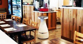 Conoce a Penny, el robot camarero que llevará la automatización en los restaurantes a una nueva etapa