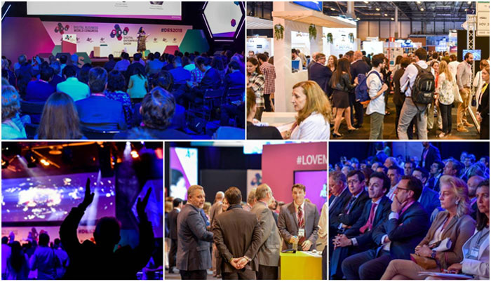 #DES2018 has returned to gather the most important partners in the field of digital transformation, new trends, strategies, best practices and the most disruptive technology. All with the sole aim of improving the customer experience, optimize the management of operations and promoting new business models in your industry.