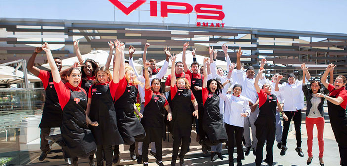 Asimismo, Grupo Vips figura en el ranking de las compañías con mejor reputación en España, según el RepTrak® España 2018, siendo la única empresa de hostelería destacada en dicho listado.