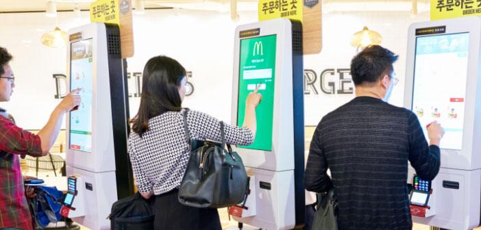 L'installation des kiosques des restaurants vont de l'échangeur, en plus d'améliorer le marché dans les pays criptodivisas, voit l'occasion de faire des affaires nouvelles.