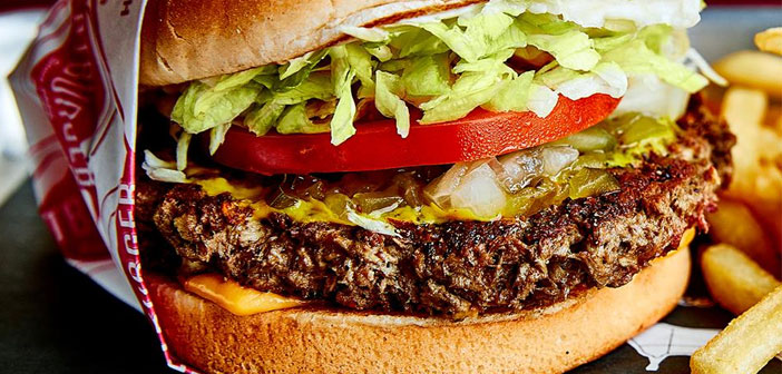 The imitation meat or vegetable meat does not fall within this food group bioengineered. A) Yes, tofu burgers, a mere substitute soy, They have nothing to do with the burger impossible (The Impossible Hamburguer) produced by Impossible Foods; who to simulate myoglobin and hemoglobin in the beef, they used proteins of similar structure.