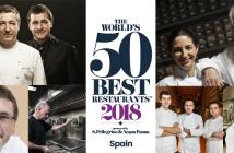 El Celler lidera la lista de seis restaurantes españoles entre los 50 mejores del mundo