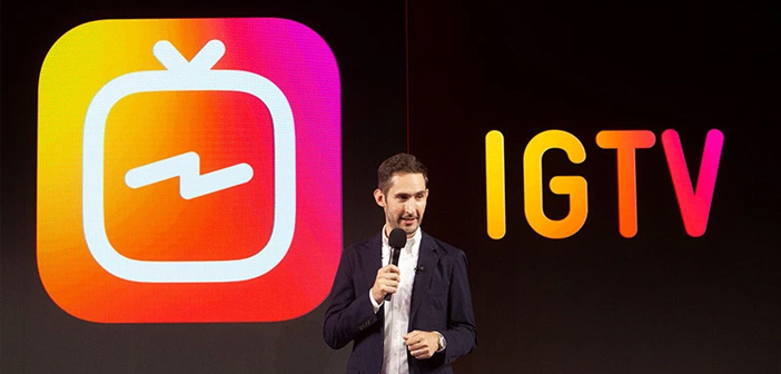 During this event, Instagram owned by Facebook- presented IGTV, a new application that will allow upload videos up to one hour to professional content creators and celebrities who use this social network.