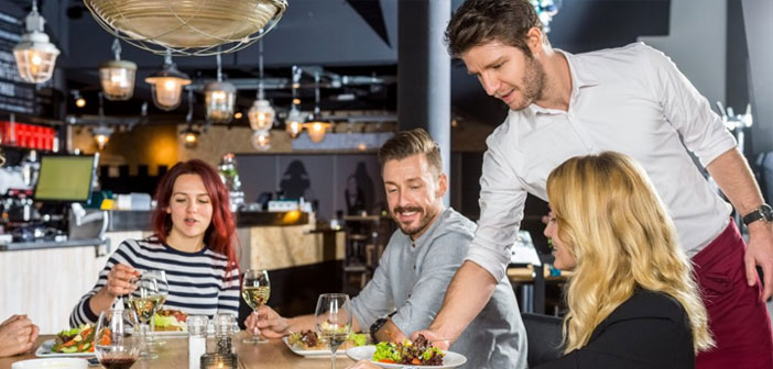 It is smarter impact on loyalty and offer exceptional service by applying technological innovations for cutting restaurants.