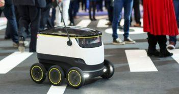 El nuevo robot de reparto de Starship servirá comida en las universidades de Europa y EE.UU.