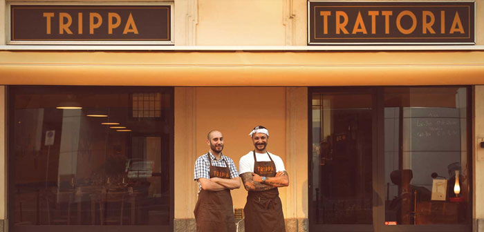 Chef Diego Rossi ran a restaurant Michelin Star, but got tired and decided to open this trattoria where simple ingredients, glow in your hands.
