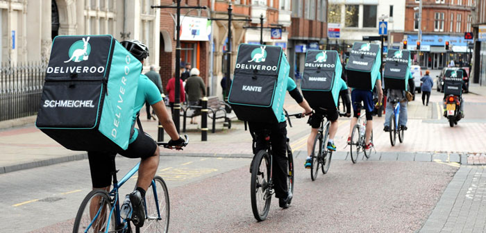 A) Yes, Deliveroo, the most affected because collaborates with 22 of the restaurants listed on the blacklist, he hurried to indicate in a statement: & Quot; In the tiny number of cases in which restaurants we work with do not meet the high standards we expect both we, Deliveroo, as our users, We support them toDeliverooeir standards cerciorándonos has access to advice from independent experts & quot;.