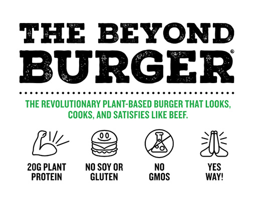 """Its first product is called The Beyond Burger, or """"beyond the burger"""". As Meatless Meet explains in his Instagram account, This product does not have flesh, ni soja, ni gluten, or genetically modified. It is a food 20 grams protein, designed to convince both vegans and vegetarians, as carnivores."""