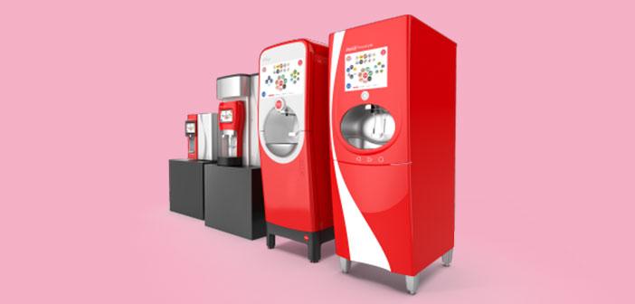 Coca-Cola potencia sus opciones de personalización con un nuevo dispensador de bebida con conexión Bluetooth