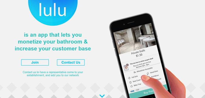 Luluapp est une application qui permet aux augmenter les profits rénovateur en établissant un taux local entre 0.99 et 4 dollars pour l'utilisation des services.