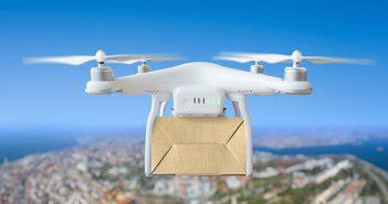 Uber compite contra Amazon en el servicio de entrega a domicilio por dron