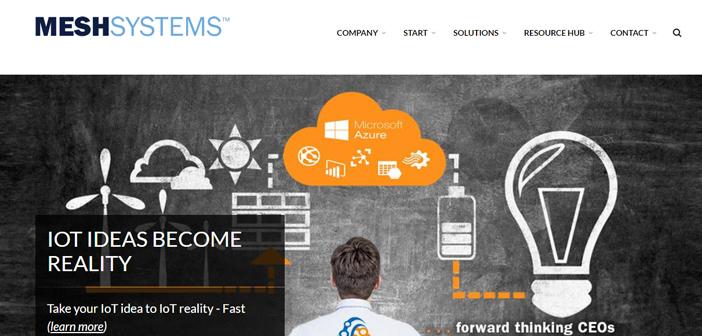 Mesh Systems, una de las start-ups acogidas en el NRS Show 2017 por Microsoft, presenta un software que almacena cada segundo la información asociada a cada empleado.