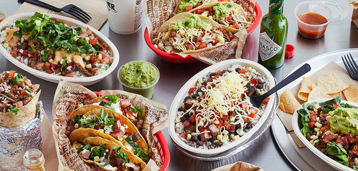 Chipotle explores new possibilities, such as outlets Drive-Thru (Auto-Service) in some US states. THE. However they not try to drive-thru usual, because customers can not place your order crispy tacos and burritos sauce bursting from the window of their vehicles.