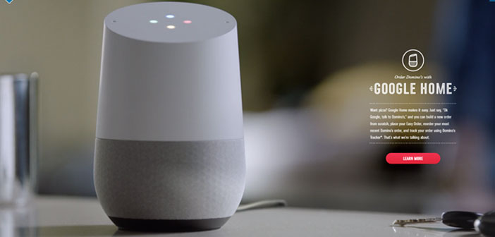 Google Home has caused a flood of initiatives. No one wants to be left behind in what is seen as another wave of digital business transformation, continuing relentless.