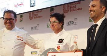 Catalina Pons del Restaurante Els Fogons de Plaça (Palma de Mallorca) gana la gran final del mejor arroz de España 2018