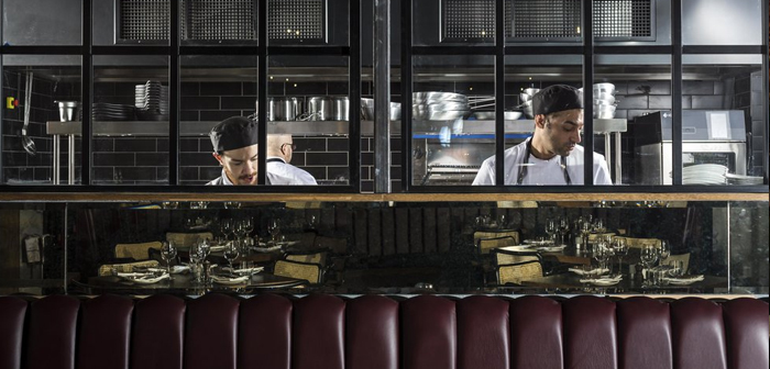 Scotland Most Stylish Restaurant 2018. Situated in 80 Miller Street, in the heart of Glasgow's Merchant City, The Spanish Butcher meat serves Galician origin of the highest quality with the freshest seafood, Spanish-inspired flavors and Mediterranean, in an elegant and modern feel to the New York loft style.