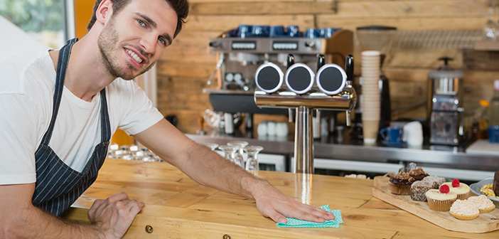Los terminales punto de venta táctiles de los restaurantes no pasan la prueba del algodón
