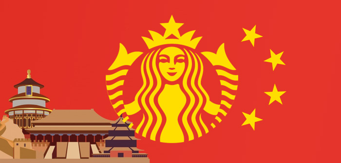 China is the new priority market for Starbucks. To boost sales there and offer home delivery they have teamed up with Alibaba