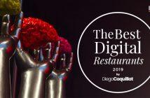 Abiertas las postulaciones para la Segunda Edición de los premios TheBestDigitalRestaurants2019