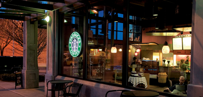 Unlike, Starbucks history is littered with technological changes have made life easier for its customers. By Beyond 1998 he became one of the first companies to have a website and later, in 2002, cafes served as one of the few public access points WiFi.