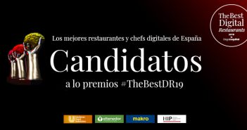 Conoce los candidatos a The Best Digital Restaurants 2019