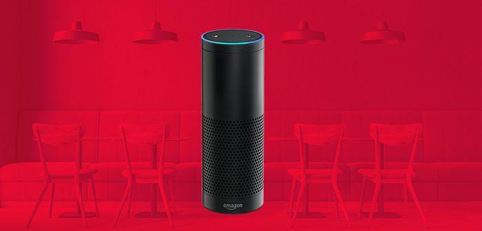 Amazon aporta capital a SevenRooms para desarrollar software para restaurantes compatible con Alexa