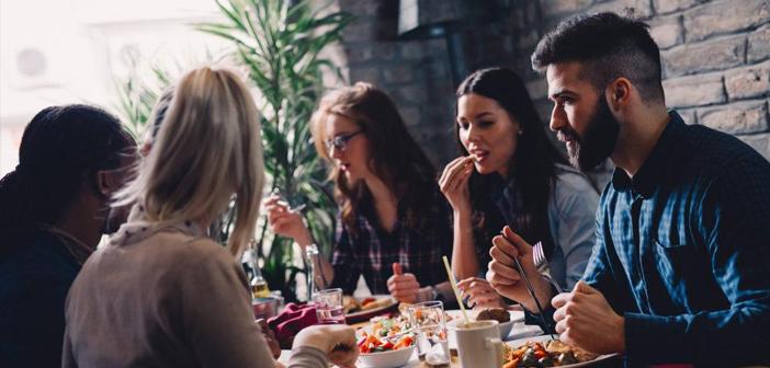 sincérité, la cohérence et les formes; les bases de commentaires en ligne pour les restaurants