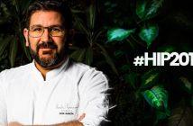 El chef Dani García protagoniza la sesión de apertura de HIP2019 compartiendo su renuncia a las Estrellas Michelin a favor de la cocina casual