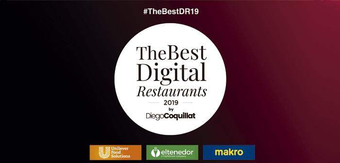 Llegó el gran día de los Premios The Best Digital Restaurants 2019: ¡Hoy se conocerán a los ganadores! Llegó el gran día de los Premios The Best Digital Restaurants 2019: ¡Hoy se conocerán a los ganadores!