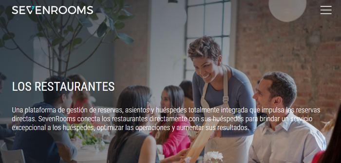 Être un développeur prolifique, SevenRooms a gagné la confiance de nombreuses chaînes et marques organisée rénovation EE. LA. et le reste de l'Amérique du Nord.