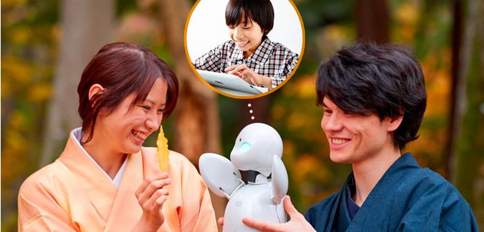 Les robots conçus par Ory Laboratoire, robotique société basée dans la capitale japonaise, Ils sont contrôlés à distance par des personnes souffrant d'une paralysie partielle ou complète. Les participants dirigent les actions de PLC de la maison. Orihime-D, on l'appelle le petit droïde 120 centimètres de haut, qui sert de robot camaraderie, reçoit et exécute des ordres sans conteste les actions.