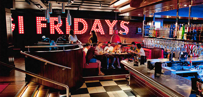TGI Friday's interact in real time with customers to avoid negative reviews on sites reviews for TGI Friday's connected in real time with their customers to avoid negative opinions