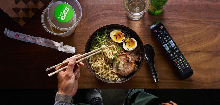 Uber Eats usará restaurantes virtuales para ganar terreno a sus competidores
